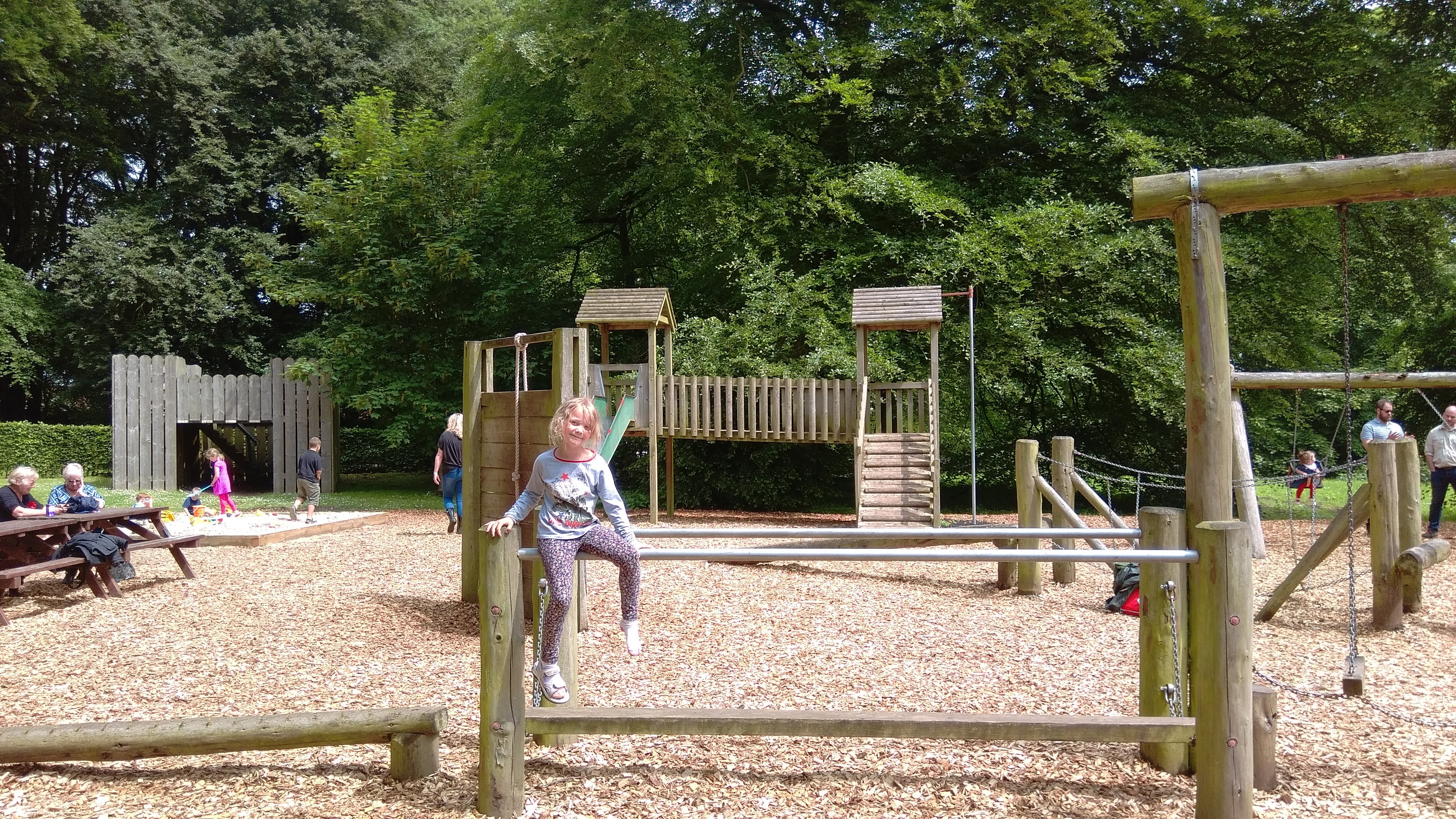 a sledmere playground