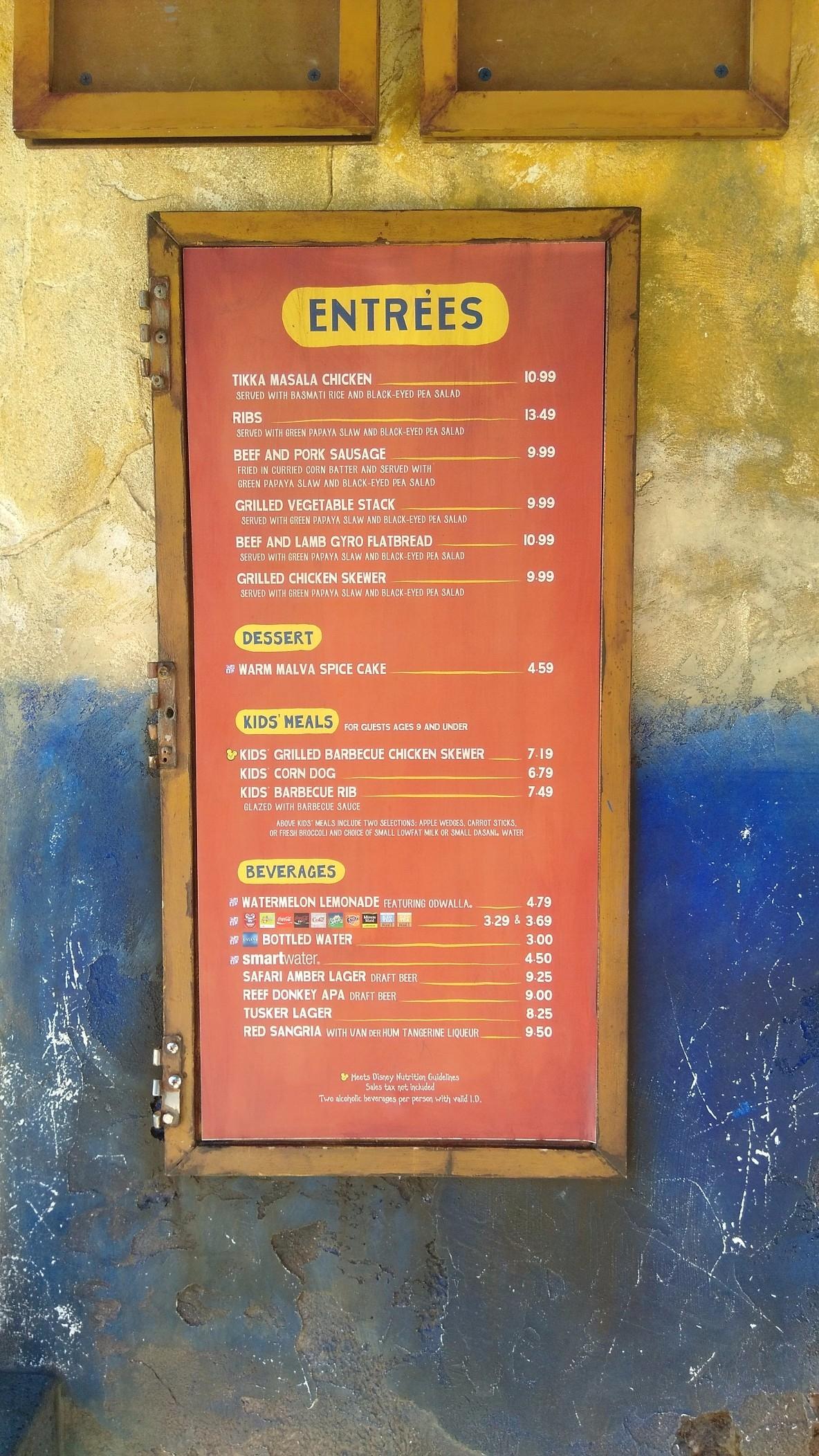 harambe market menus snack credits animal kingdom (2)