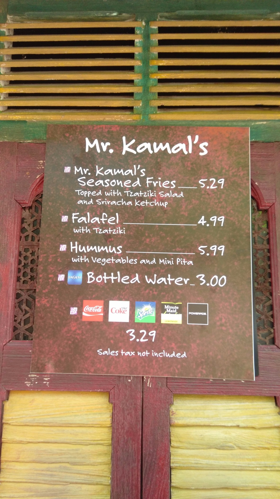 harambe food market snack creditsa nimal kingdom (1)