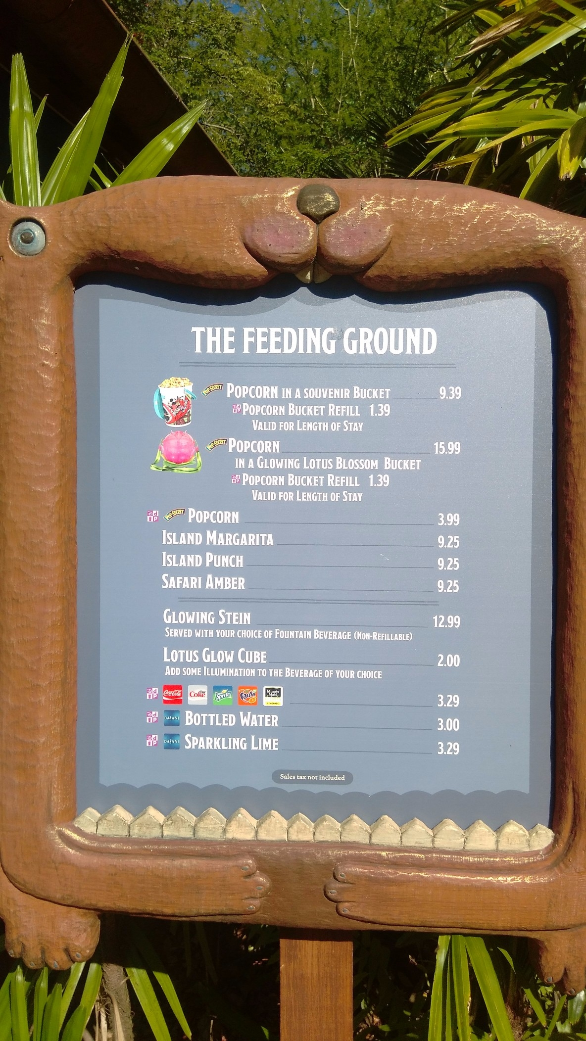 harambe market menus snack credits animal kingdom (1)