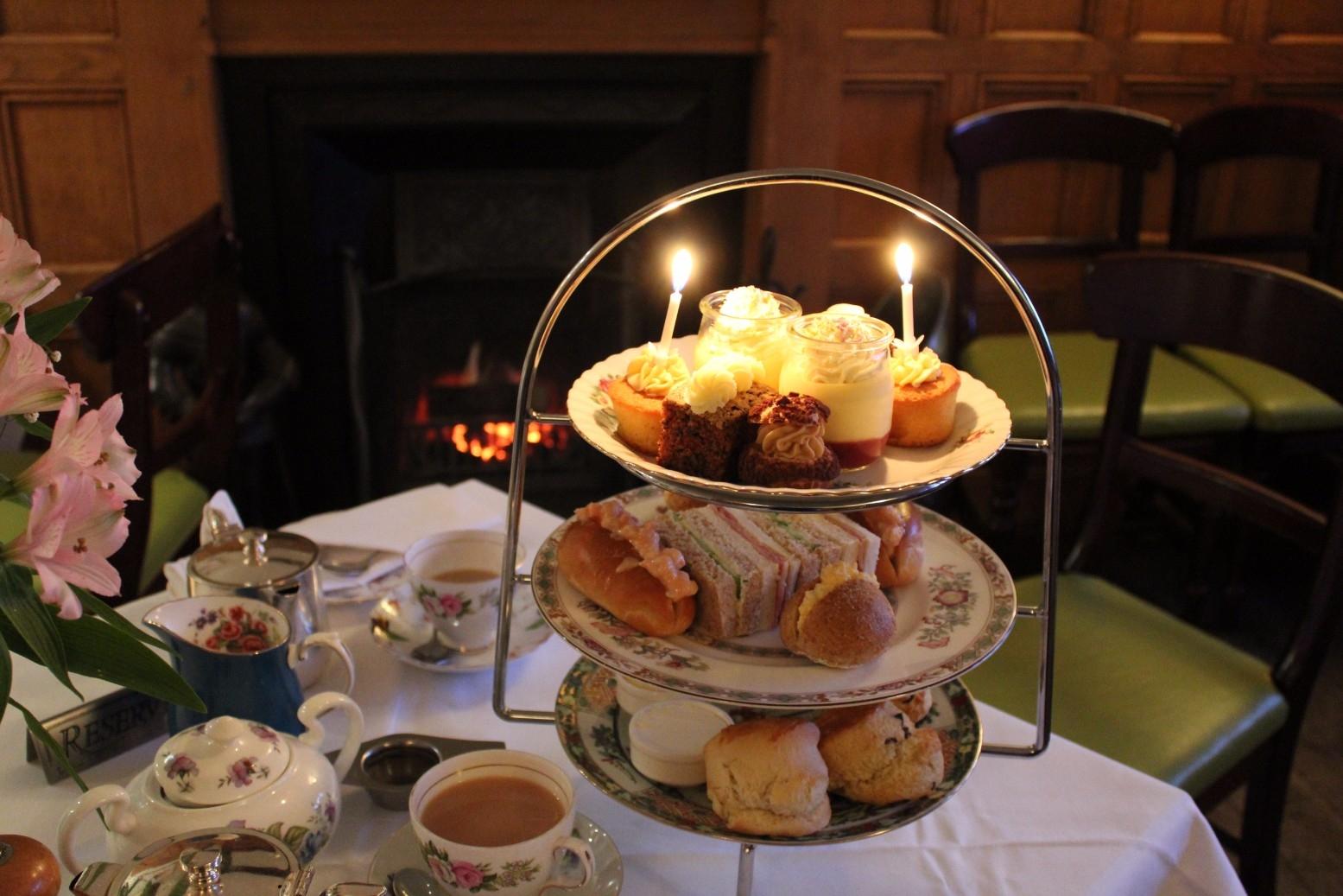 The Black Swan Helmsley Afternoon Tea (6)