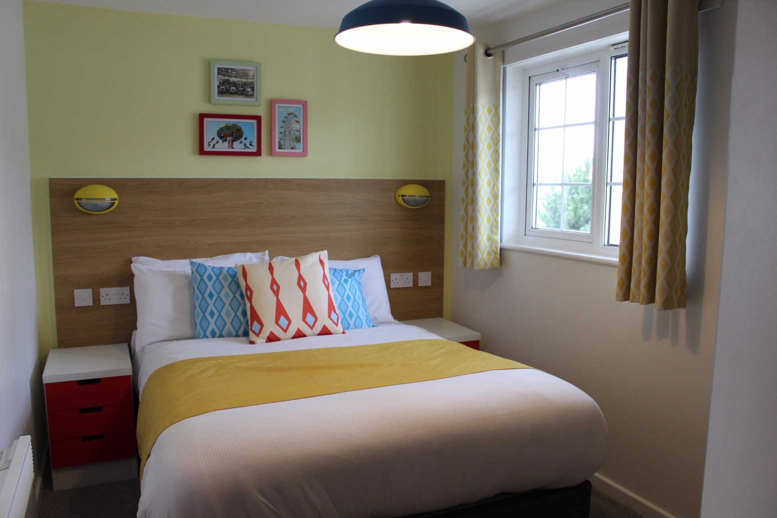 Cool Shelves For Bedrooms Fairground Apartments Butlin S Skegness Review