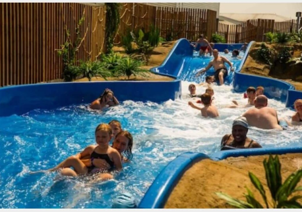 Butlins Skegness Review School Summer Holidays (Splash Waterworld)