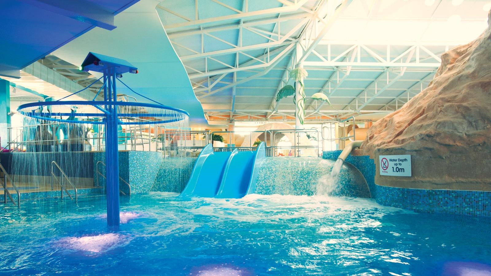 Butlins Skegness Review School Summer Holidays (Splash Waterworld 3)