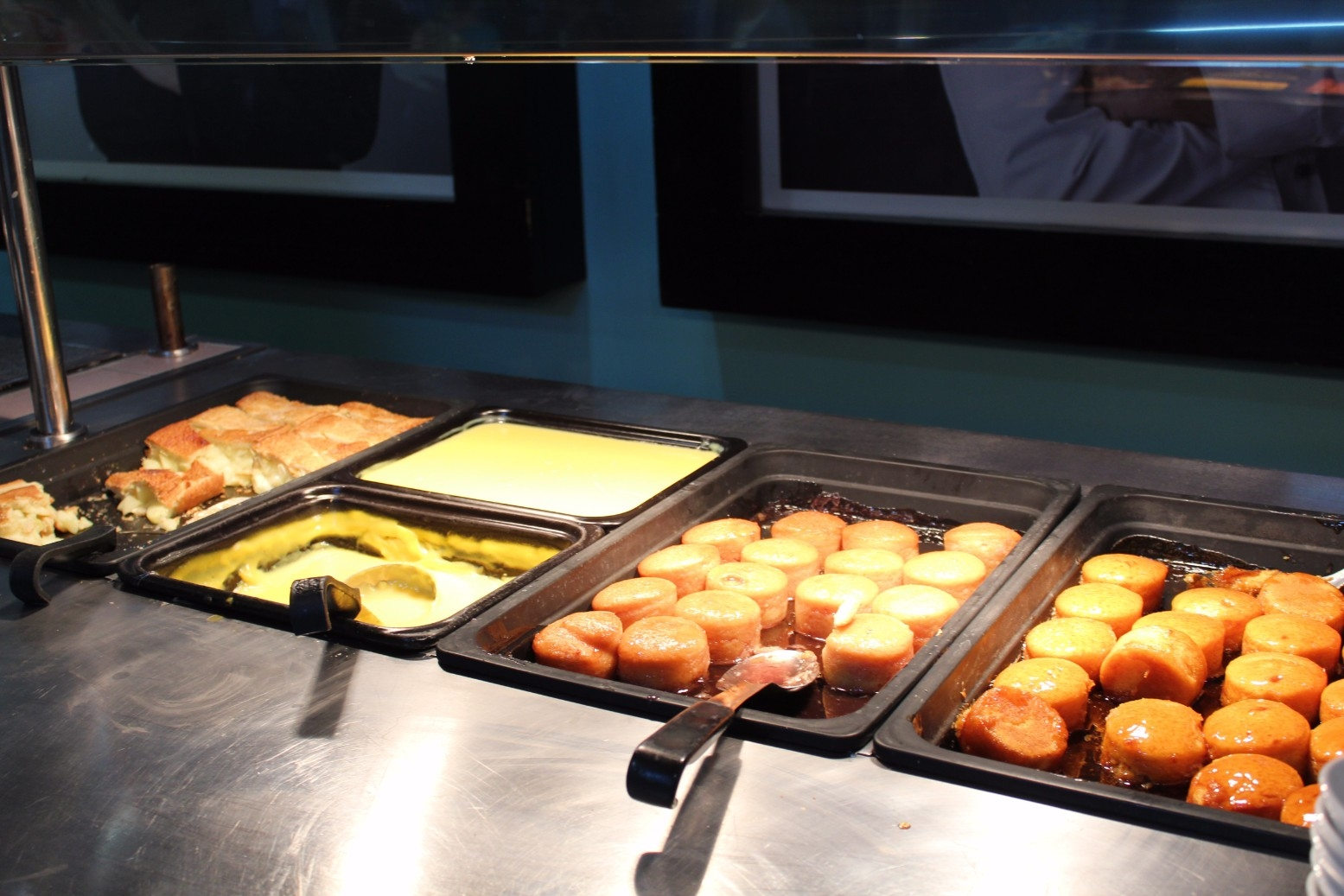 Butlin\'s Premium Dining Skegness - Review Food Photos (13)