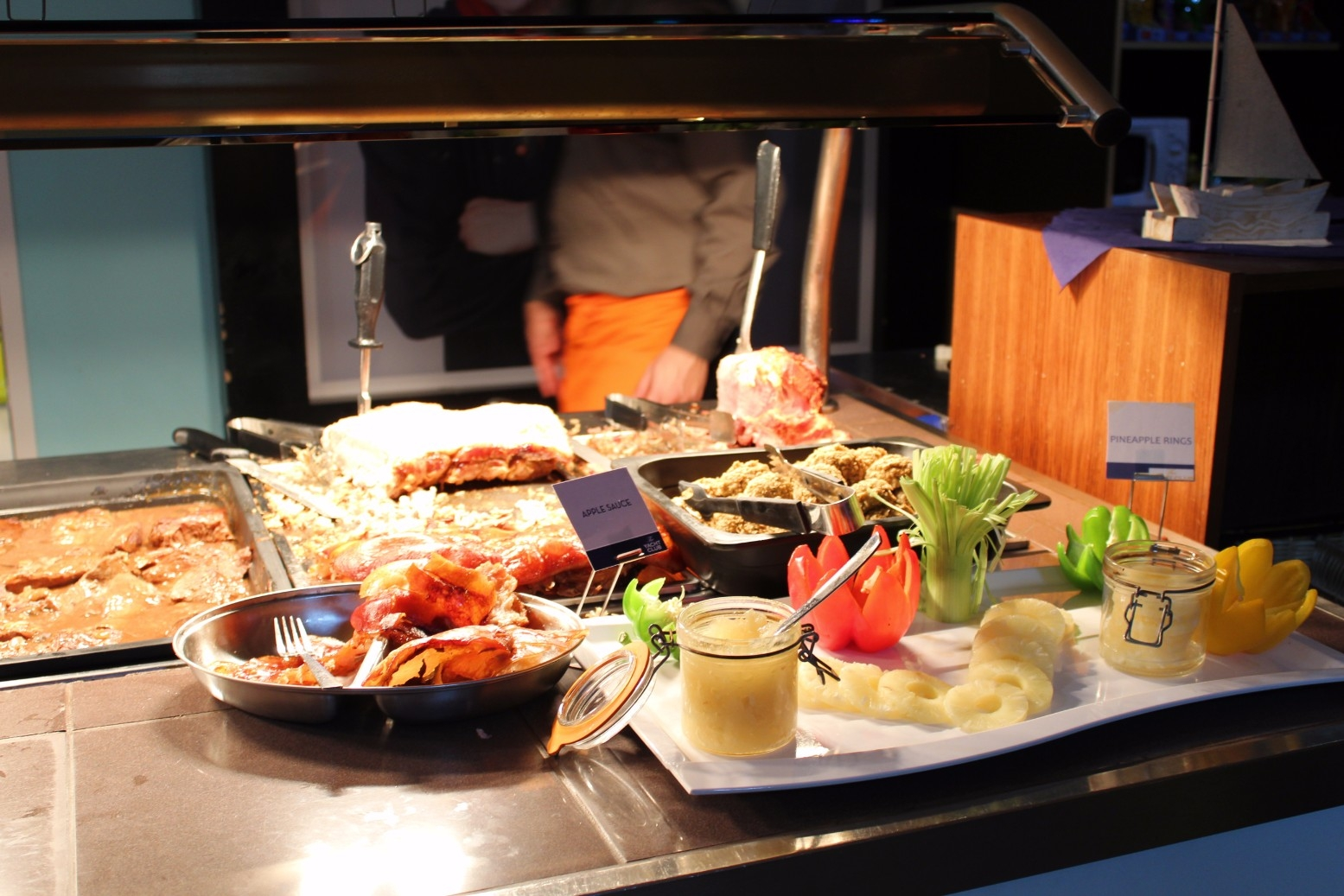Butlin\'s Premium Dining Skegness - Review Food Photos (11)