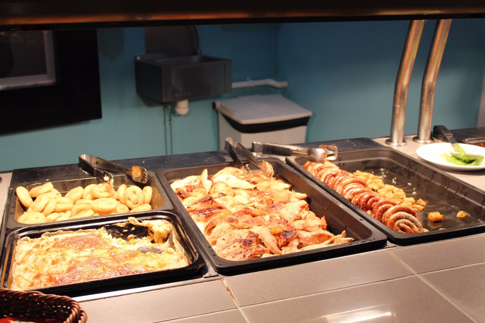 Butlin\'s Premium Dining Skegness - Review Food Photos (15)
