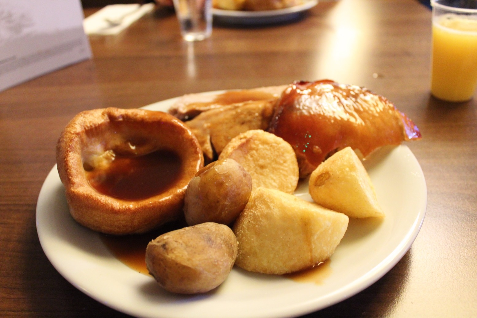 Butlin\'s Premium Dining Skegness - Review Food Photos (17)