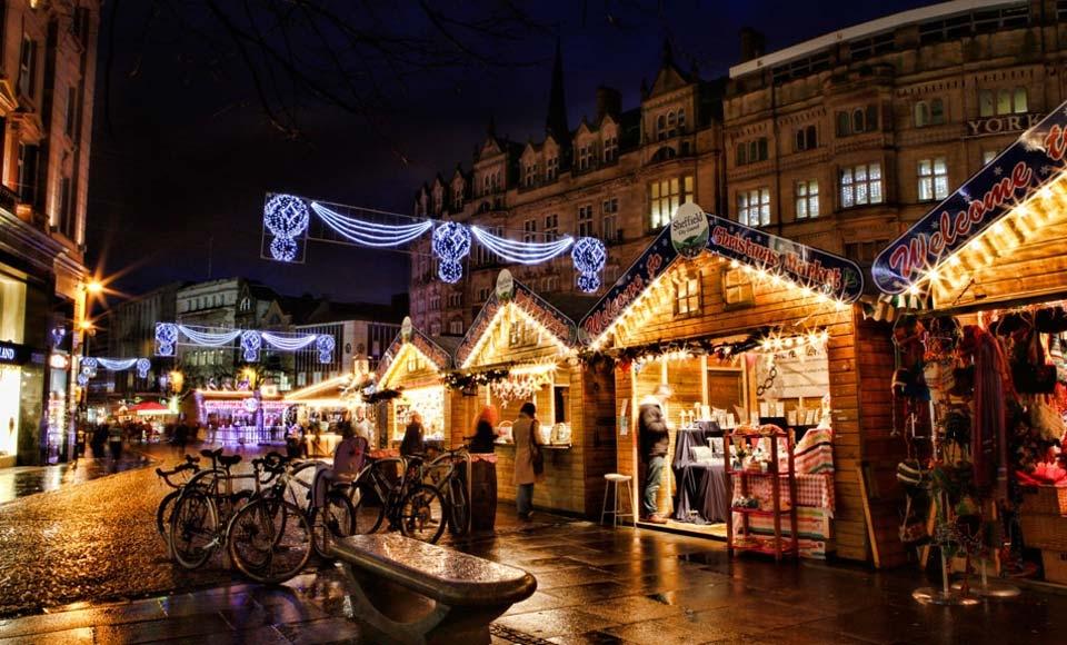 Sheffield-christmas-markets Yorkshire