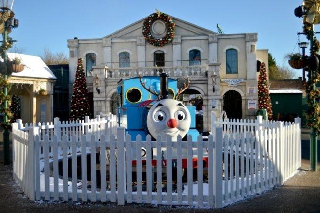 Drayton-Manor-Magical-Christmas