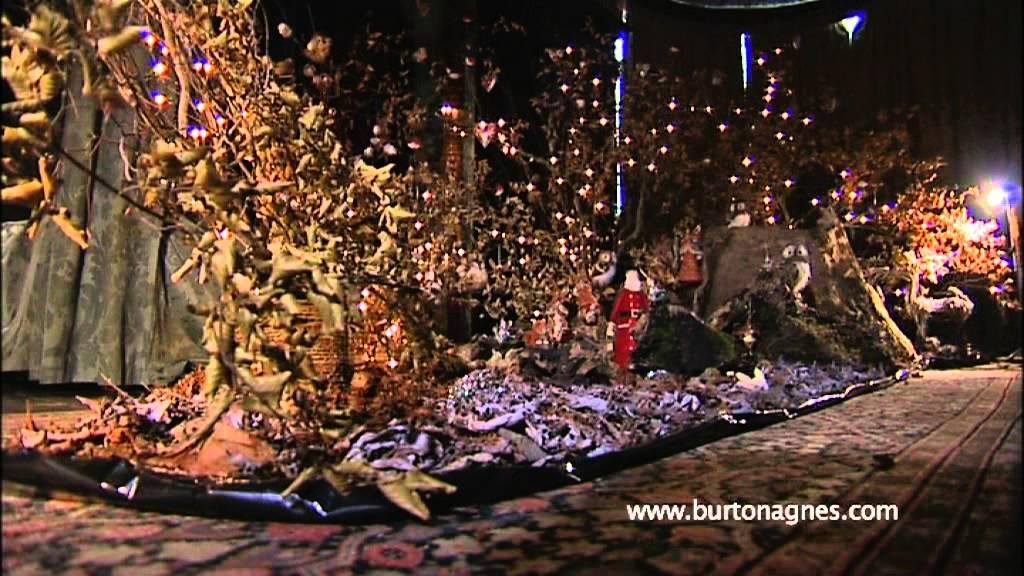 burton agnes hall christmas