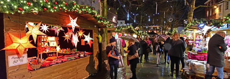 st nicholas christmas market york