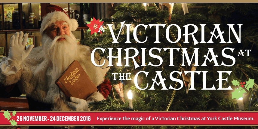 York Castle Museum Christmas