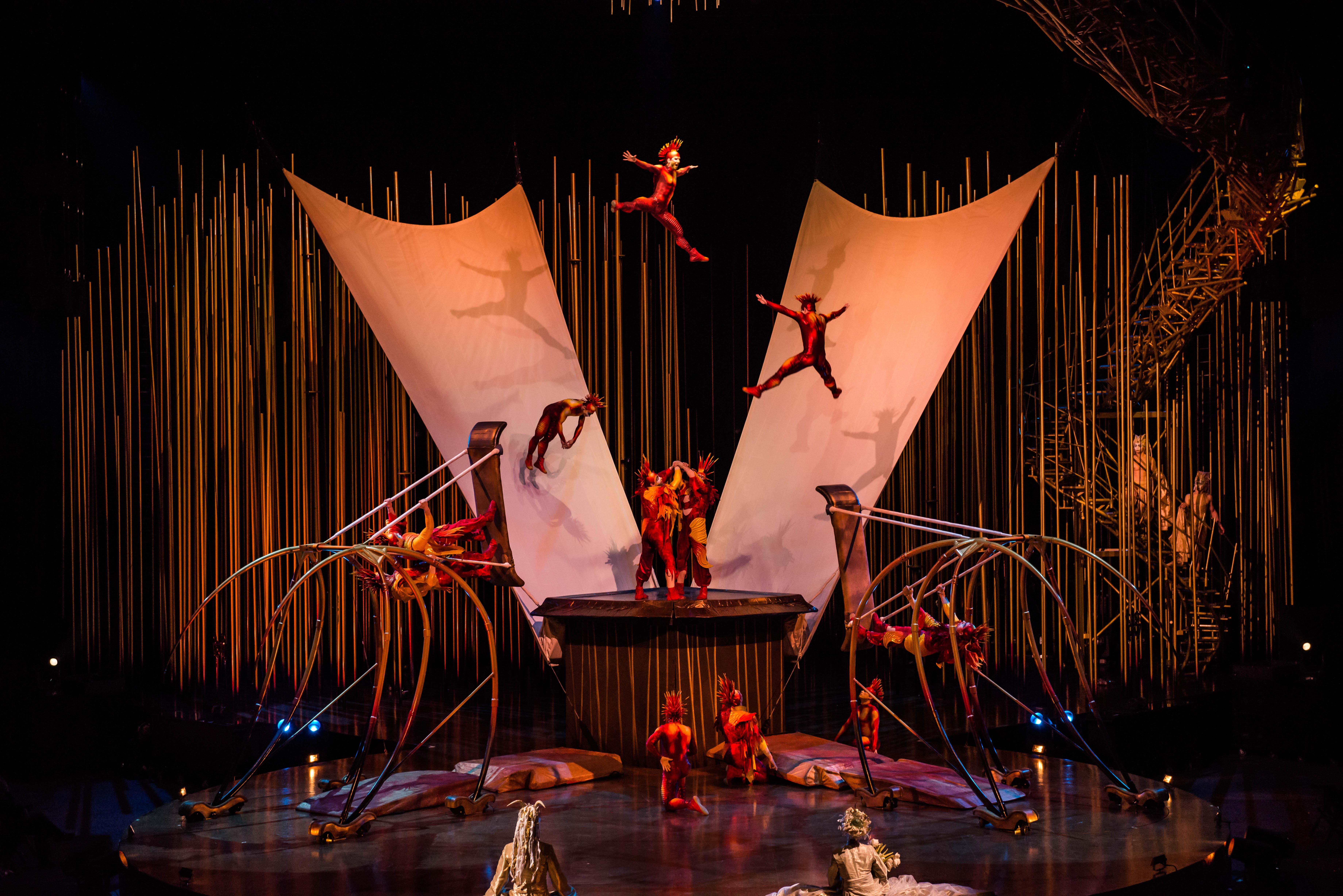 Vareikai Cirque du Soleil Leeds First Direct Arena (1)
