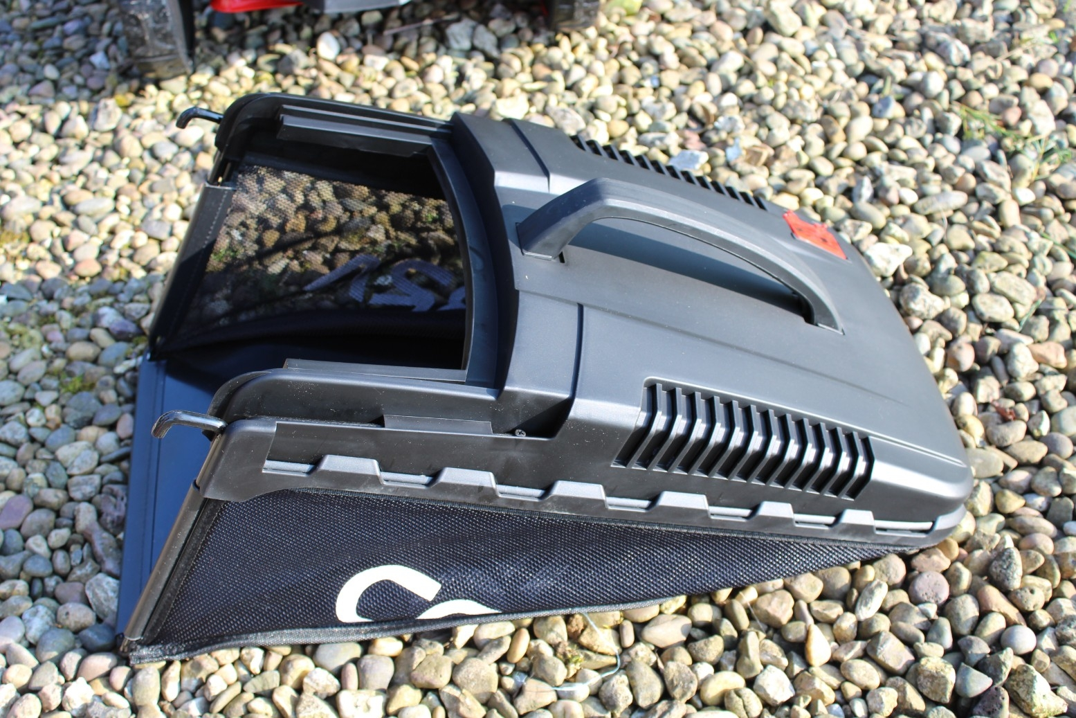 Cobra MX4140V Lithium-ion 40V Cordless Lawnmower - Review (8)