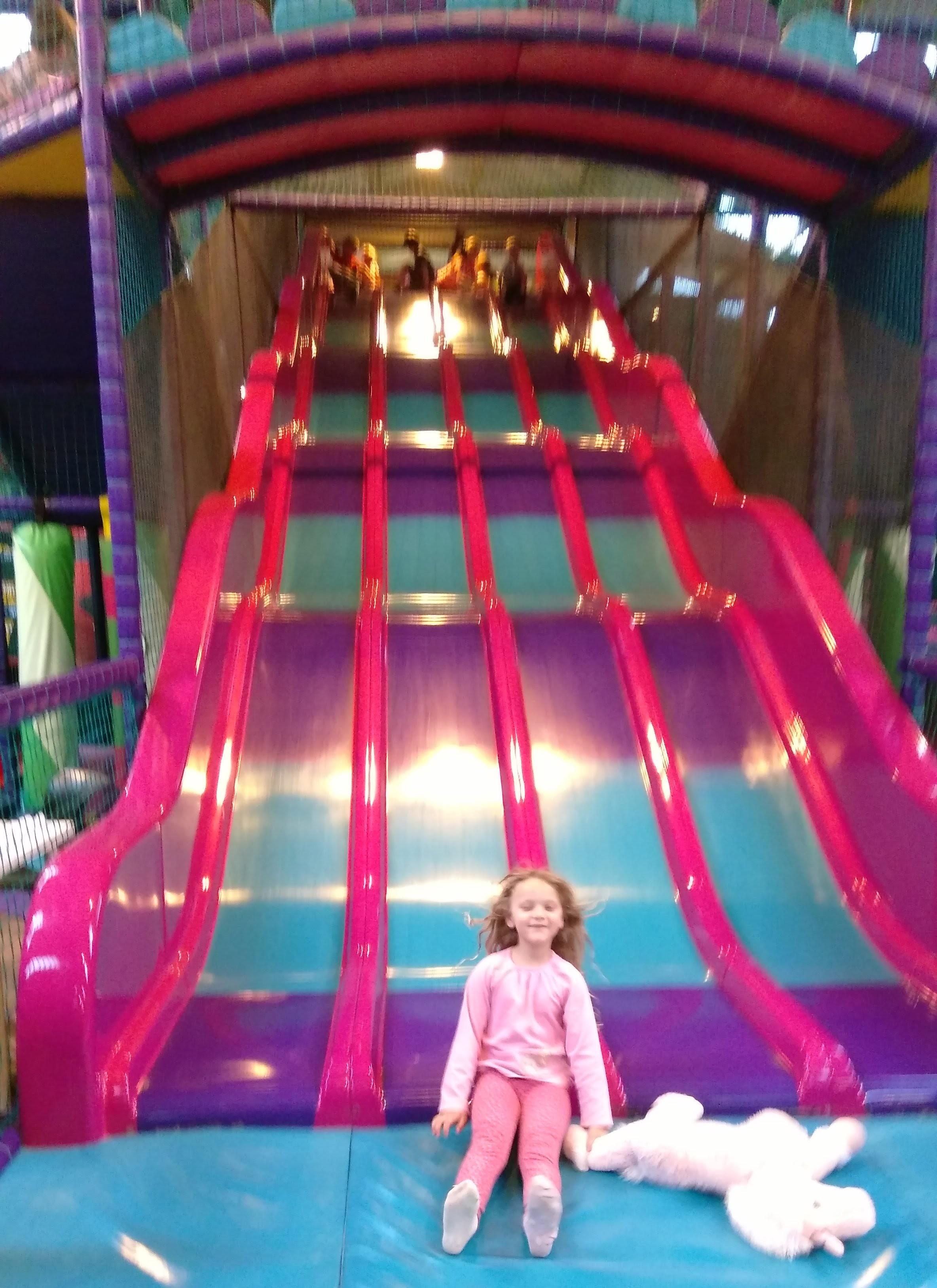 creepy crawlies slide