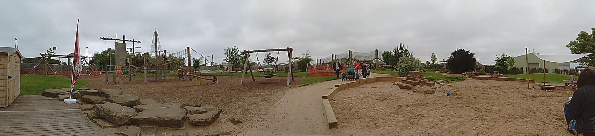 creepy crawlies playground