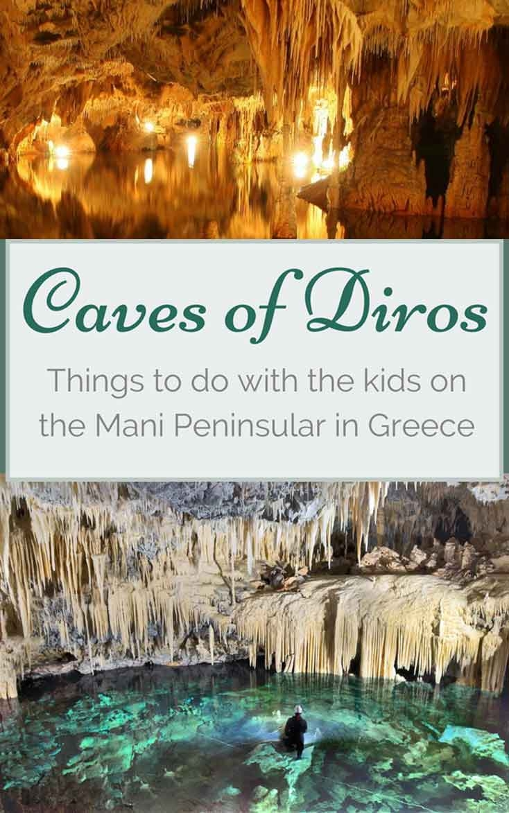 Caves-of-Diros---day-out-with-the-kids-in-Greece-Pinterest