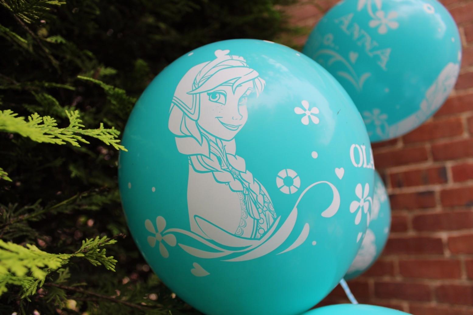 Disney Store Frozen Party Accessories (1)