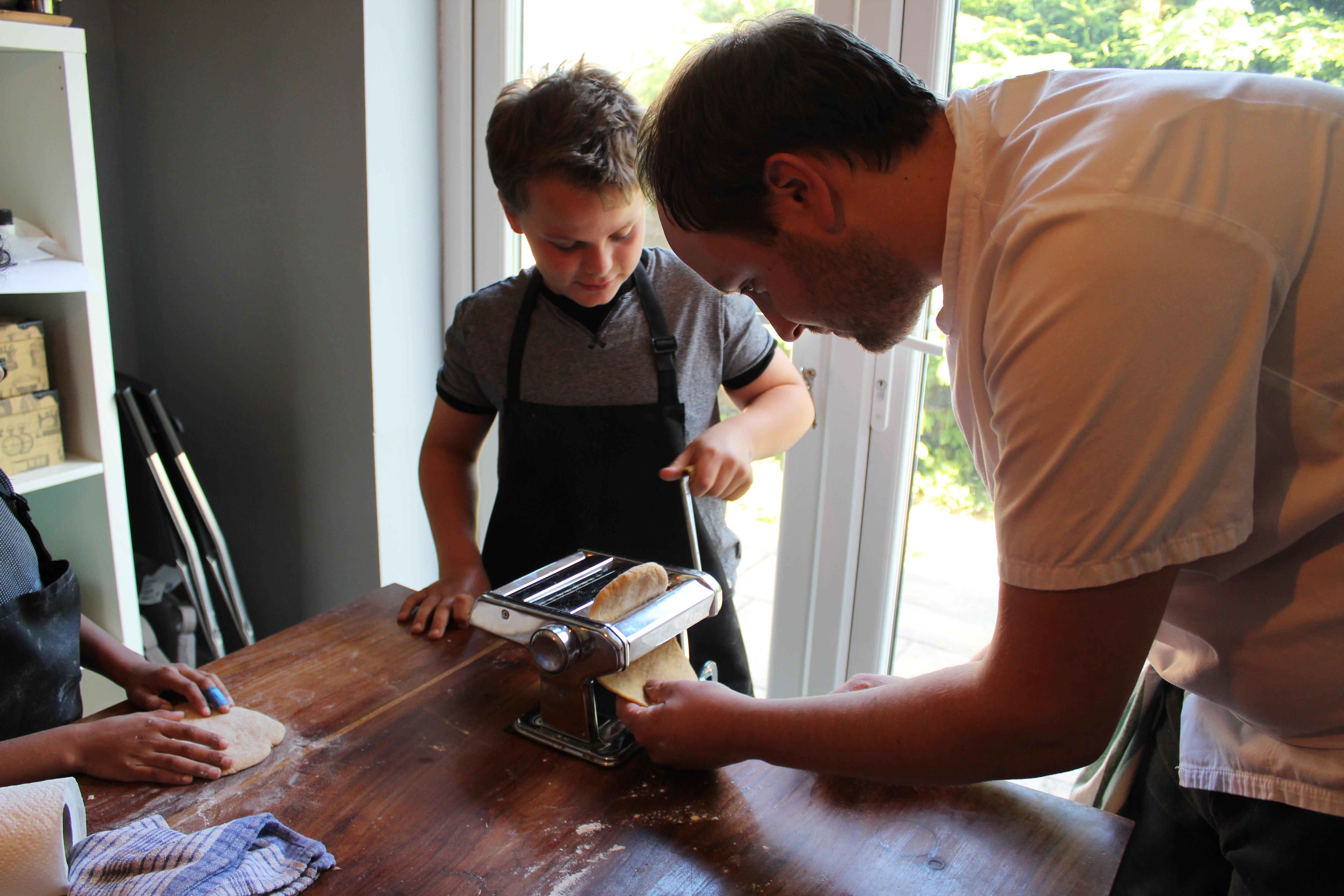 Doms Kitchen Kids Cookery Masterclass (10)