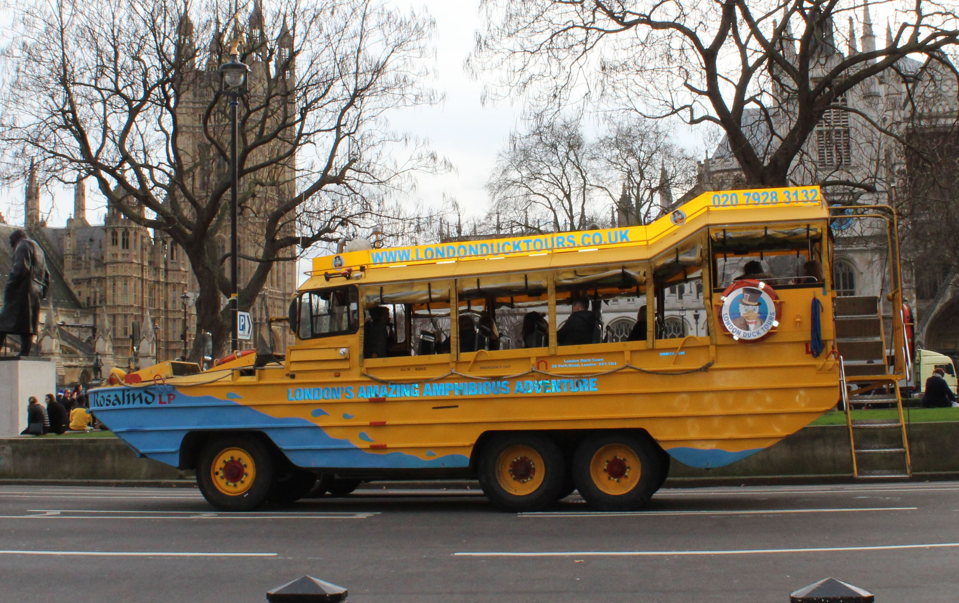 Duck Tours of London Review (2)