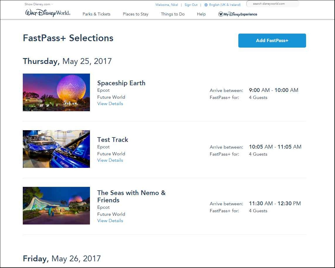 2---see-current-disney-fast-passes-and-add-new-ones