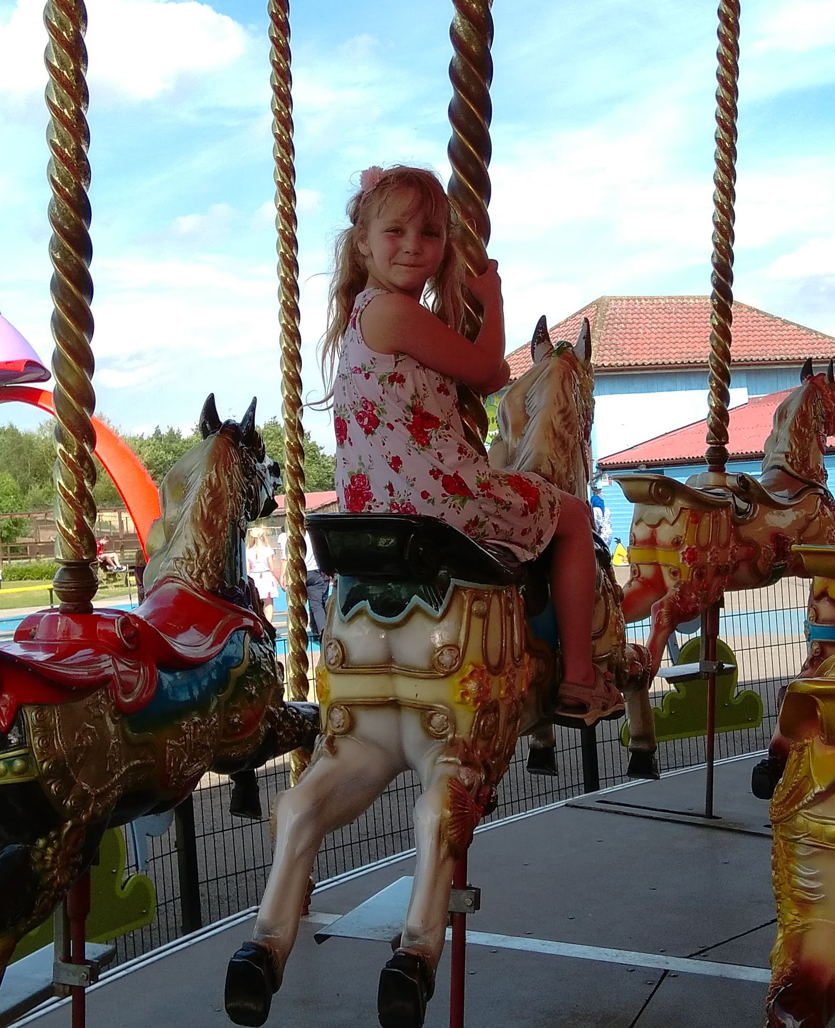 lightwater valley carousel