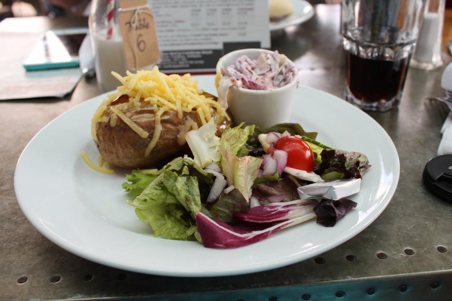 Fraisthorpe Beach - Cowshed Fraisthorpe Beach Cafe (8)