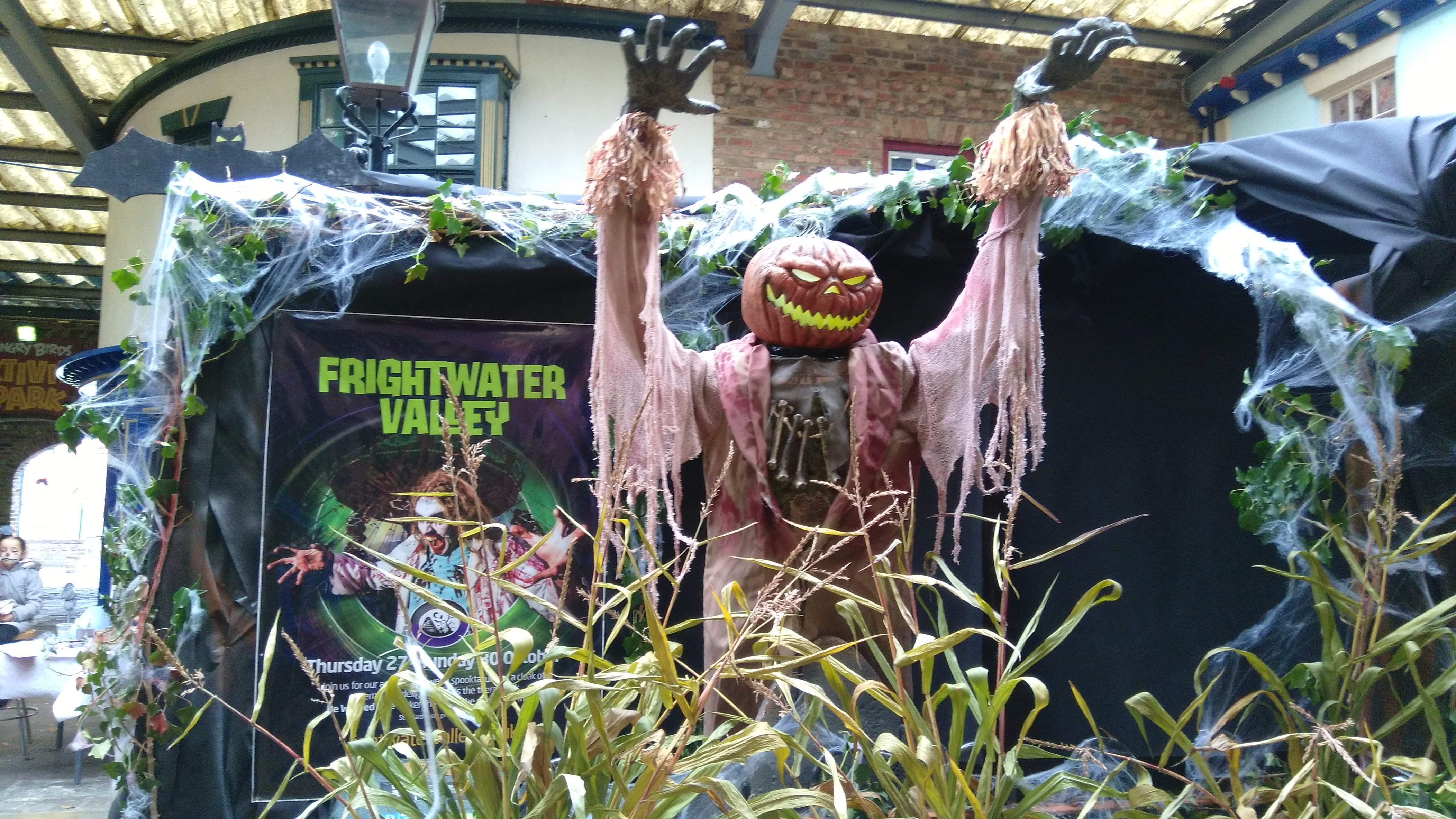 Frightwater Valley at Lightwater Valley, Yorkshire (4)