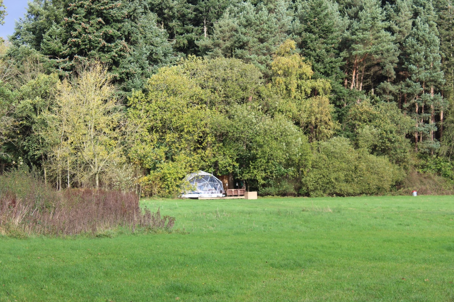 Camp Katur Glamping North Yorkshire Geodome Review (13)