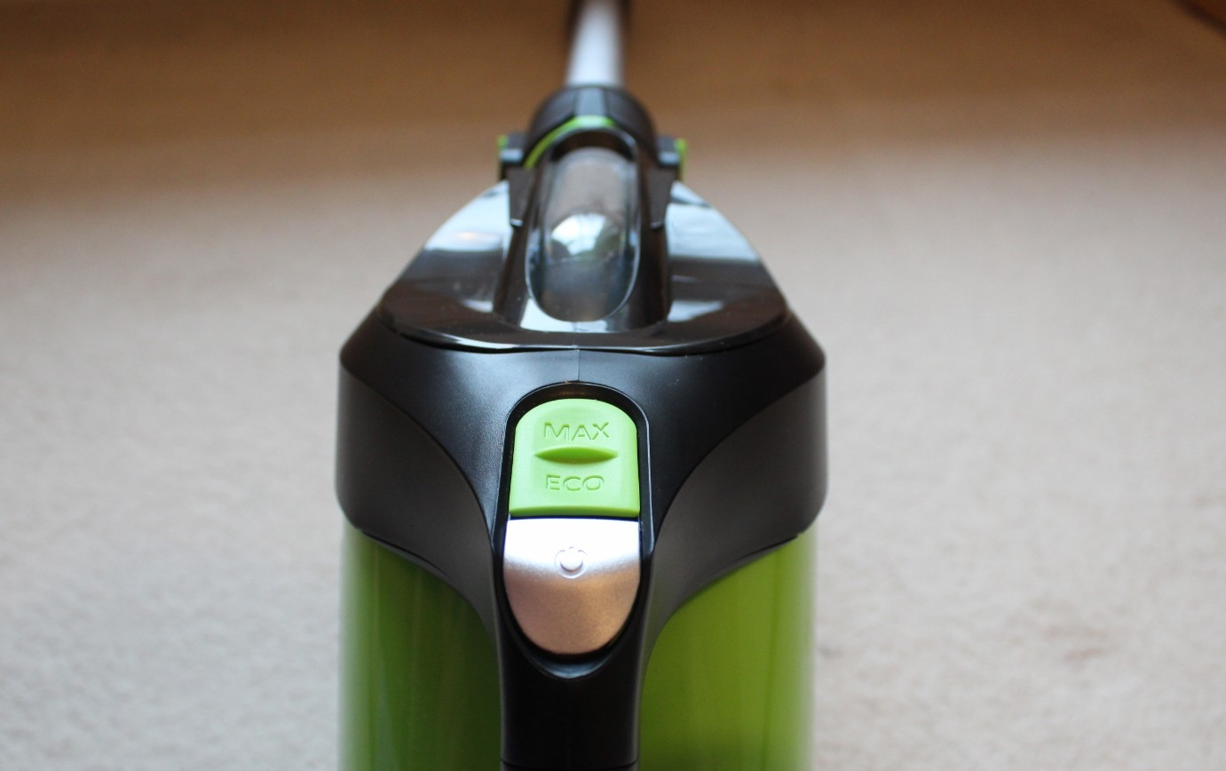 Gtech Pro Cordless Bagged Vacuum Cleaner Review (12)