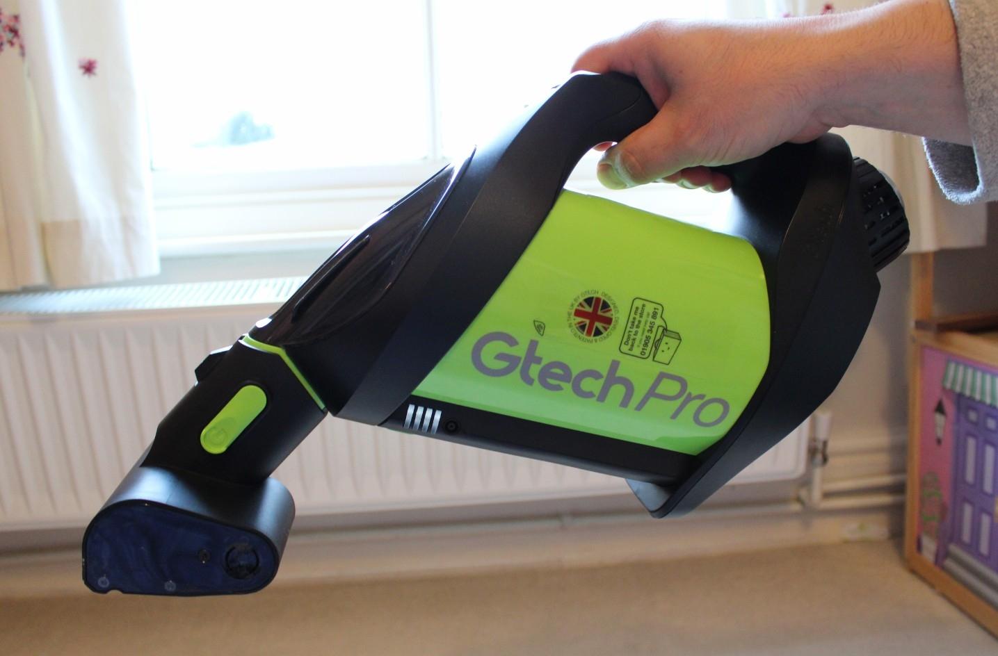 Gtech handheld - Gtech Pro Review