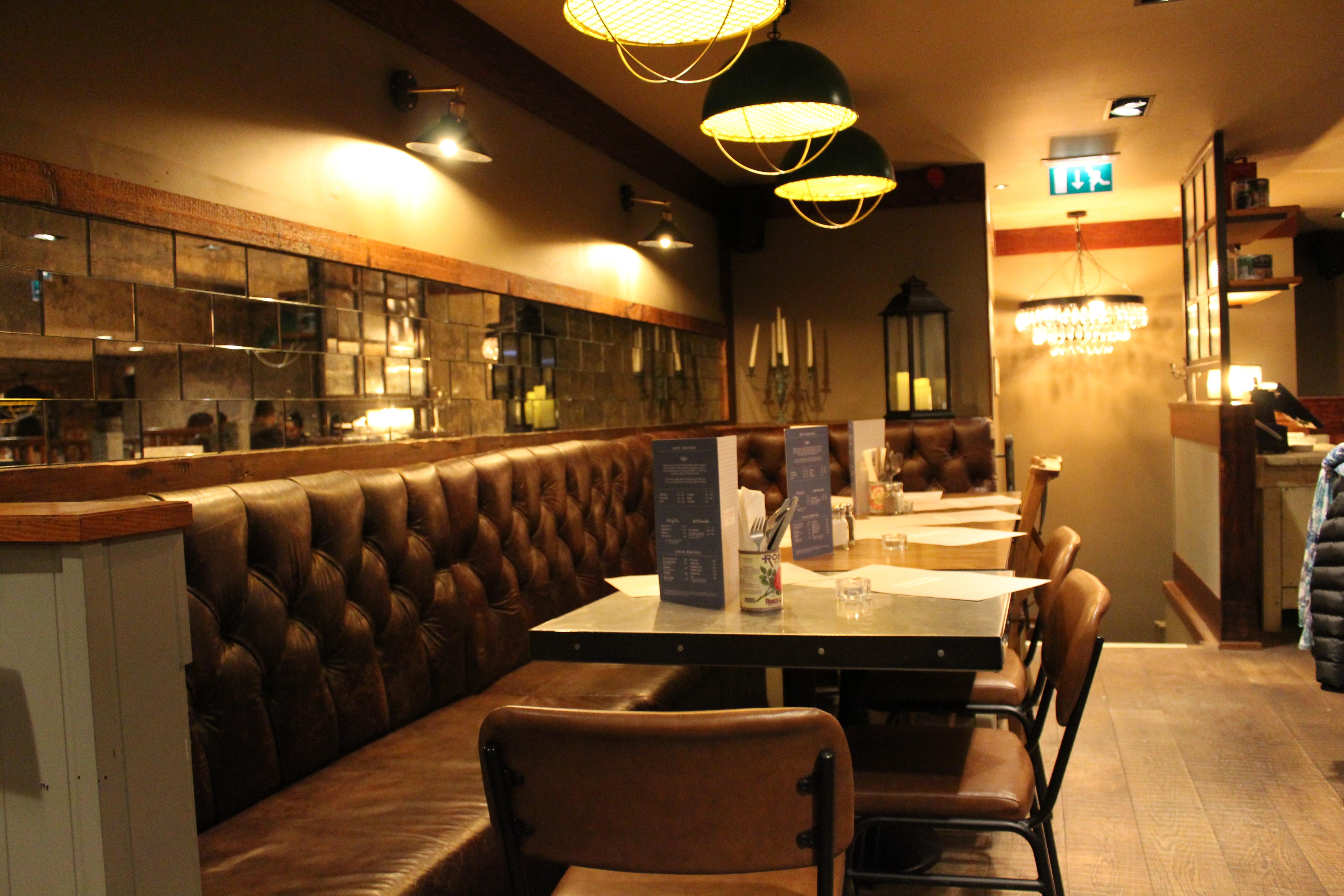 Joe\'s Kitchen Ludgate Hill, London (1)