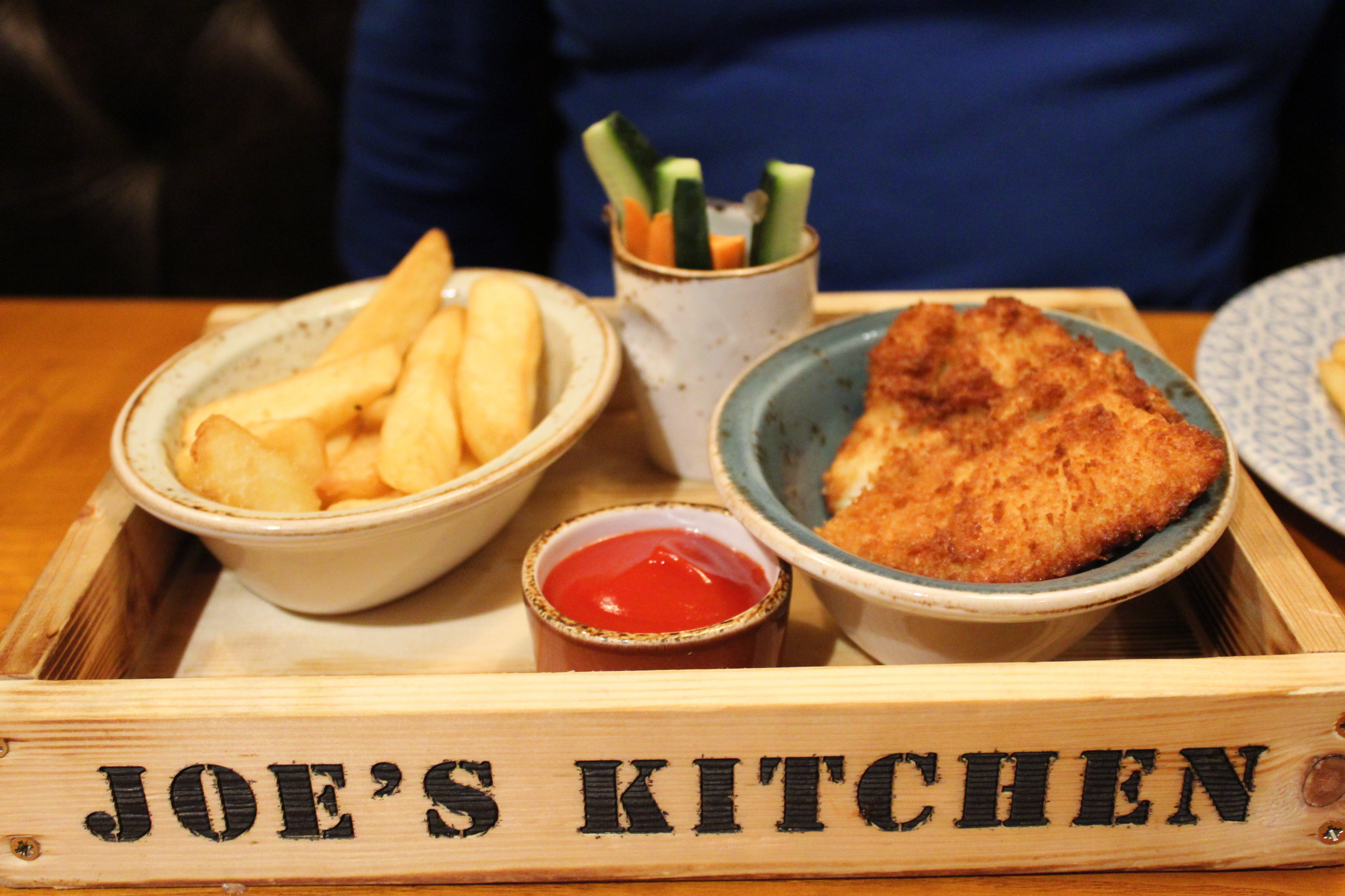 Joe\'s Kitchen Ludgate Hill, London (3)
