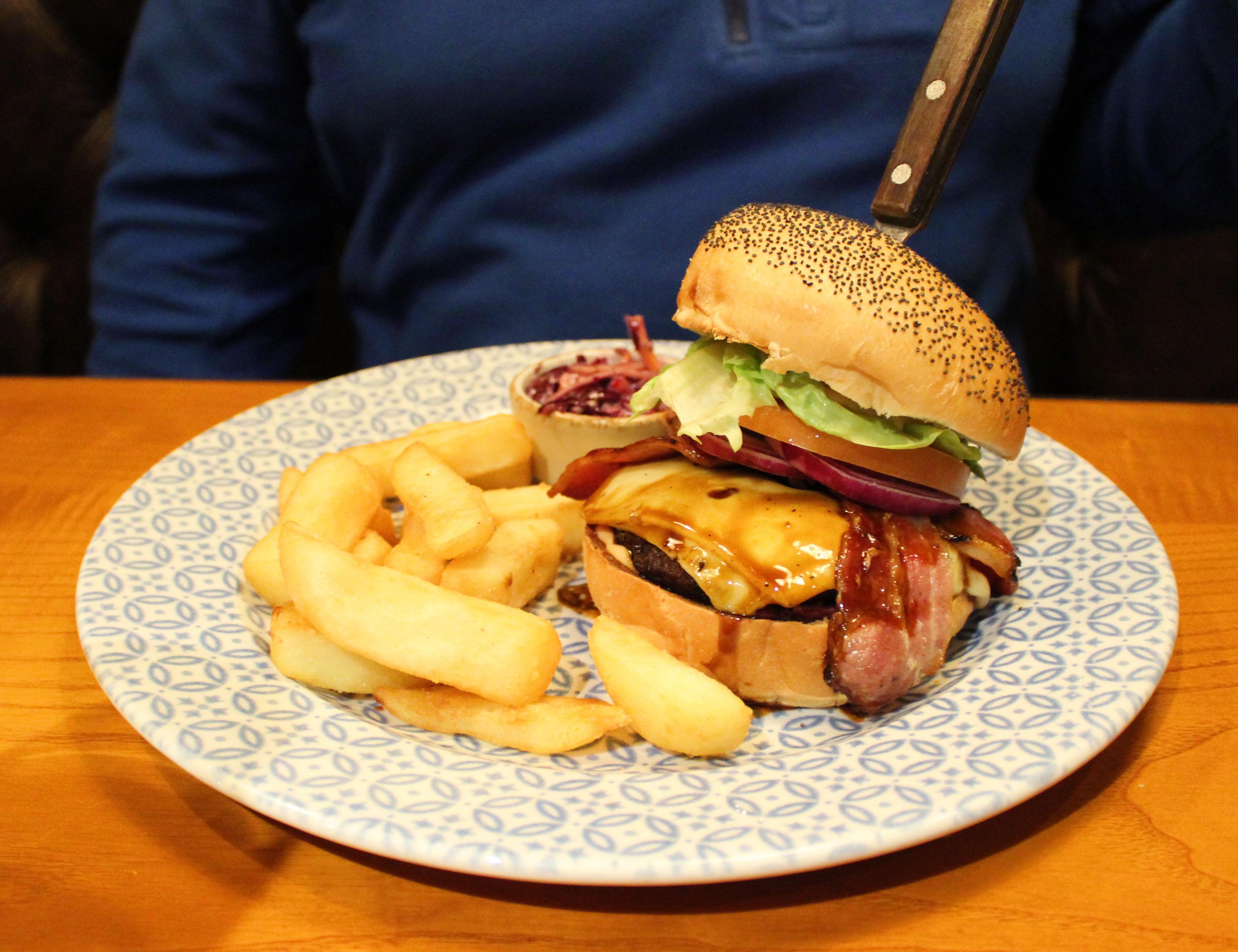 Joe\'s Kitchen Ludgate Hill, London (4)