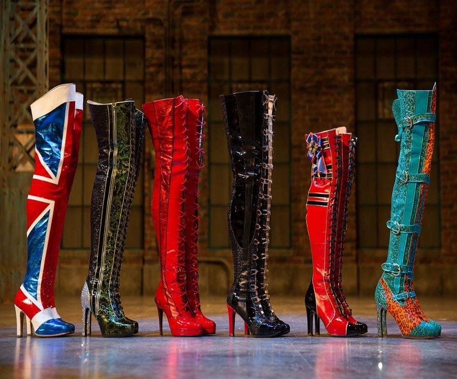 kinky boots london musical (3)