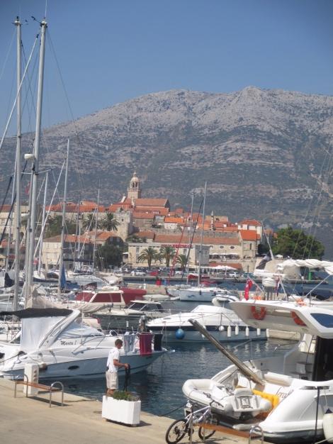 Port 9 Island Family Resort Review Korčula Croatia (2)