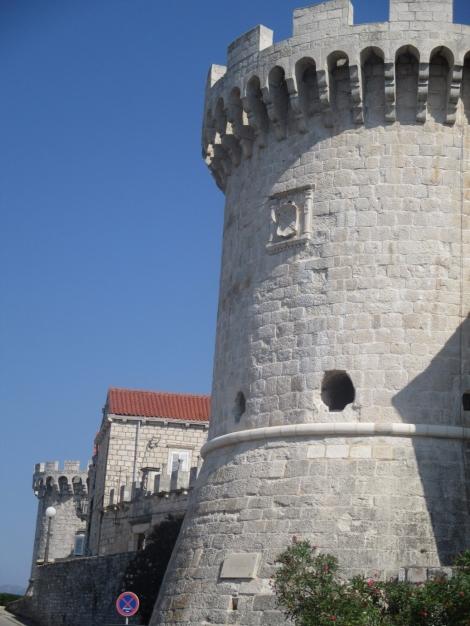 Port 9 Island Family Resort Review Korčula Croatia (3)