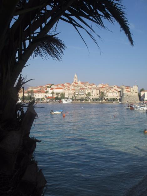 Port 9 Island Family Resort Review Korčula Croatia (4)