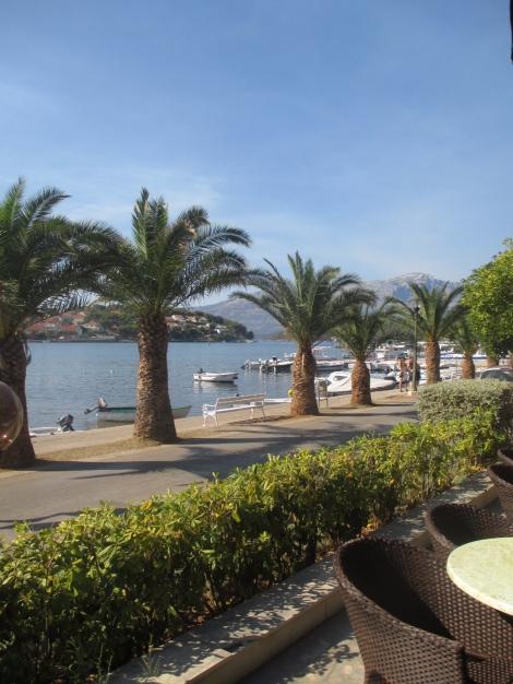 Port 9 Island Family Resort Review Korčula Croatia (7)