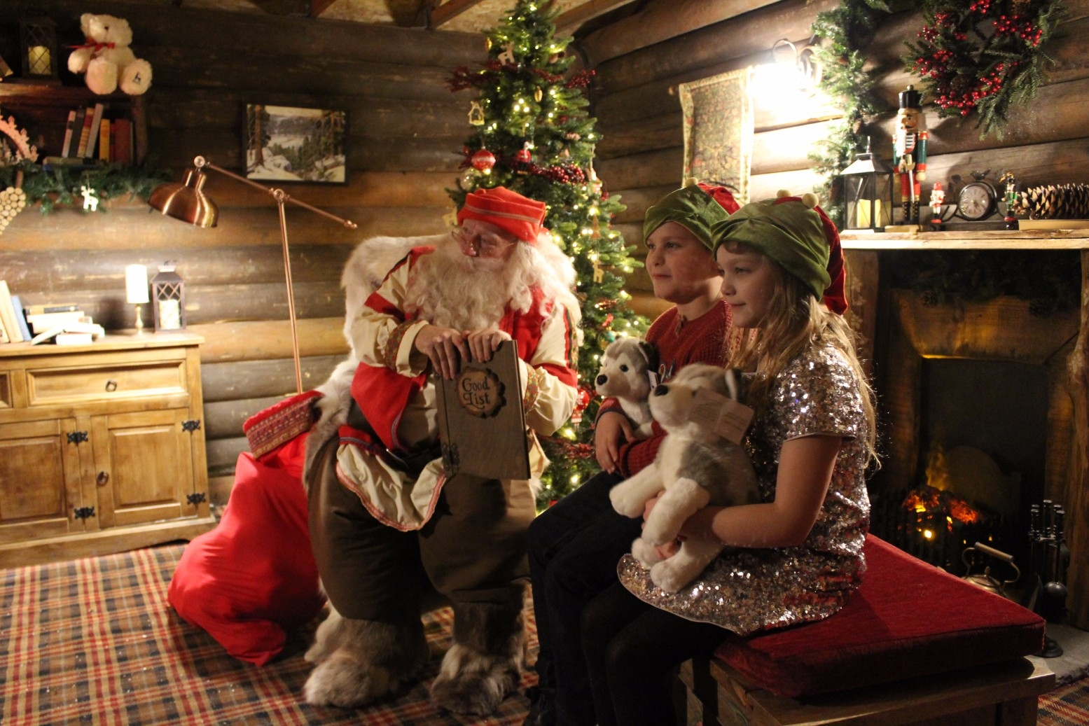 Best Santa in the UK Lapland UK (1)