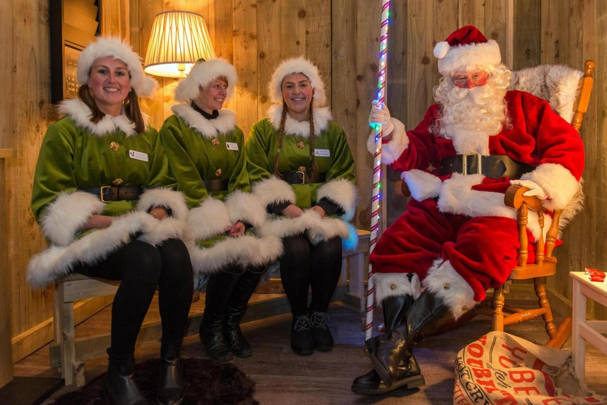 lotherton hall christmas experience leeds yorkshire (3)
