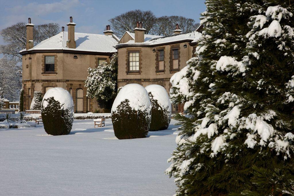 lotherton hall christmas experience leeds yorkshire (5)