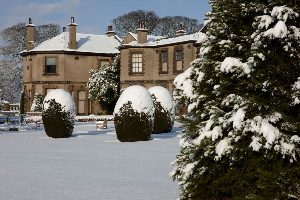 lotherton hall christmas experience leeds yorkshire (5)