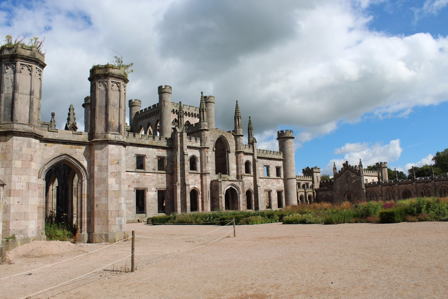 Lowther Castle, Penrith, The Lake District, Review (9)