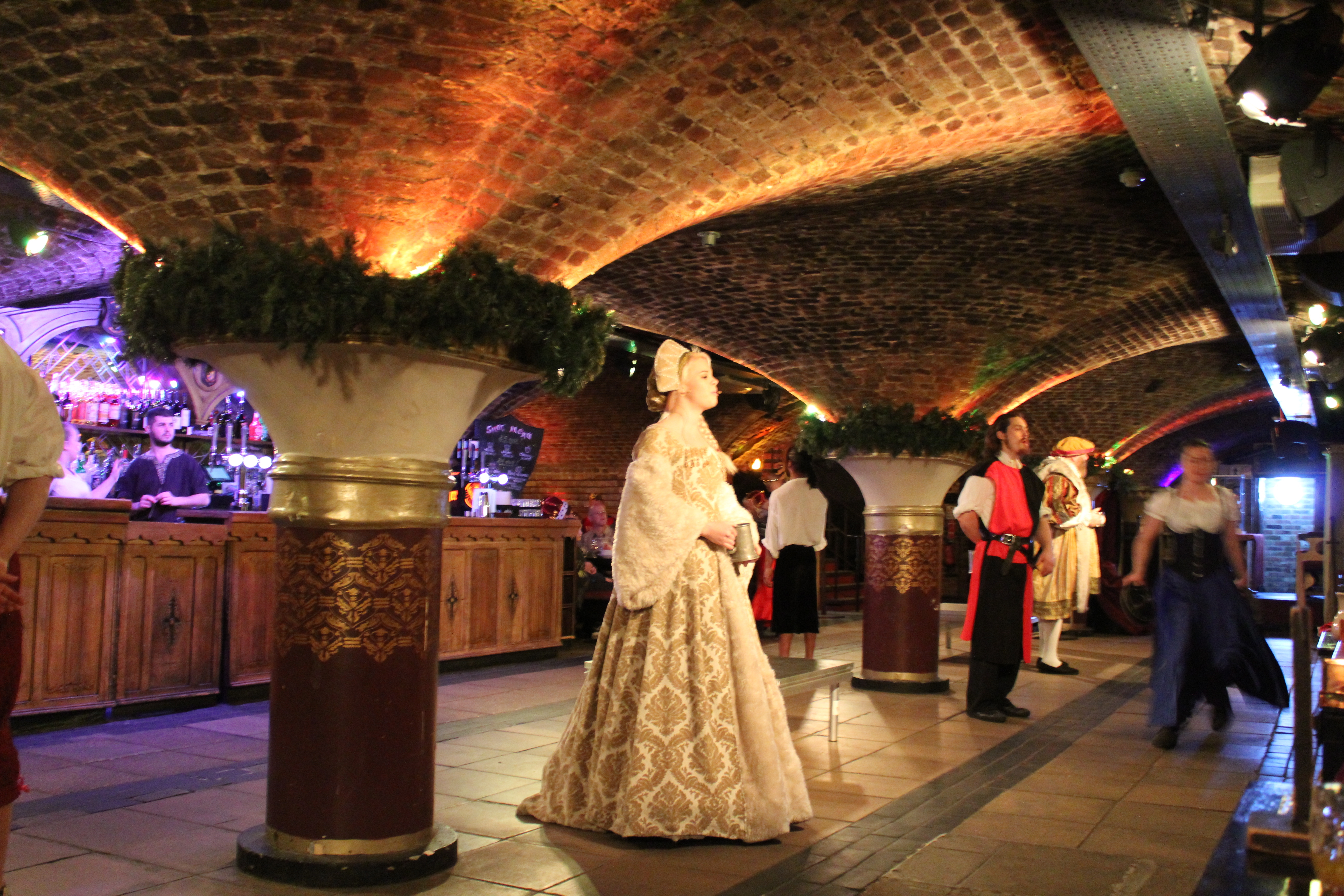 medieval banquet london (4)