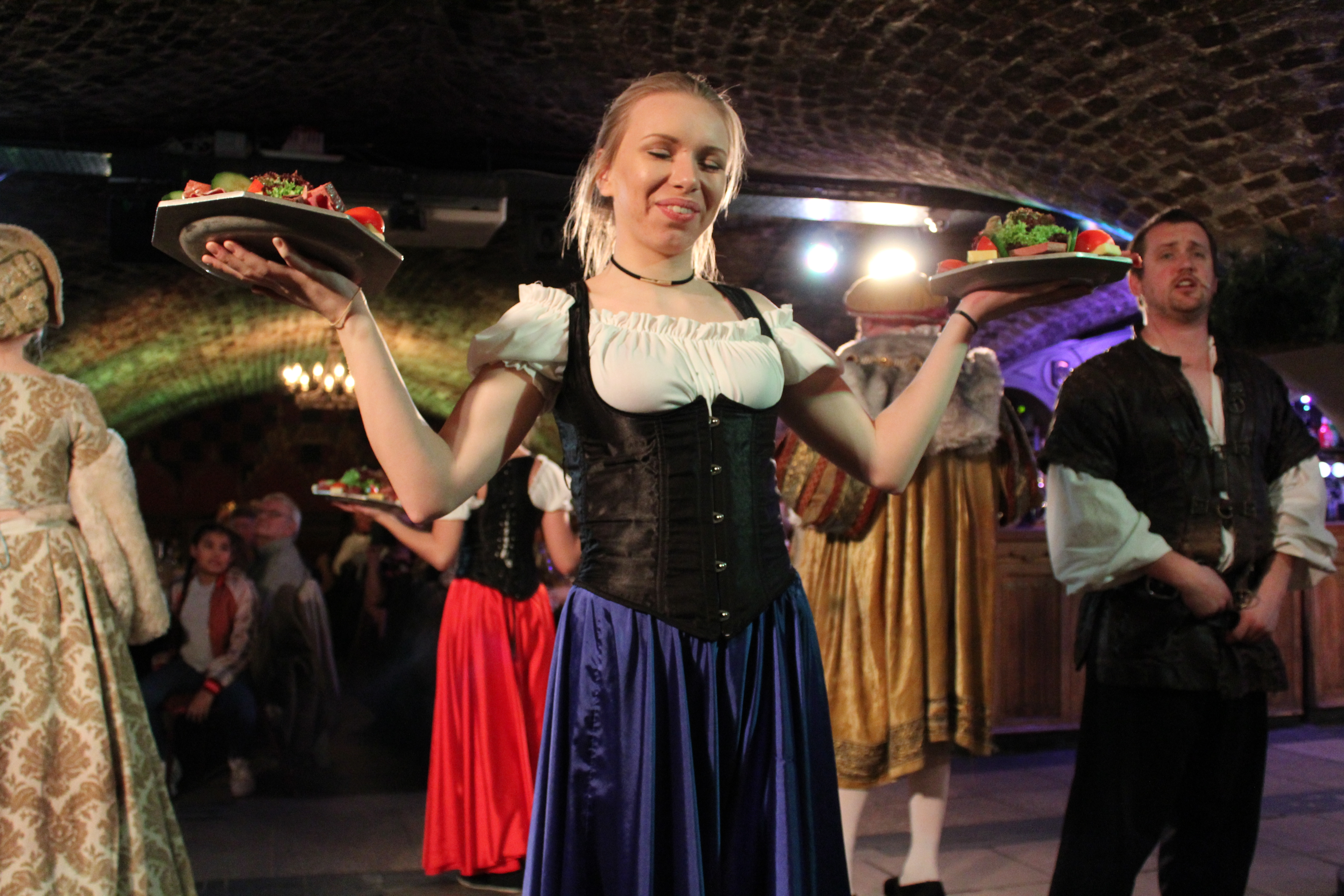medieval banquet london (9)