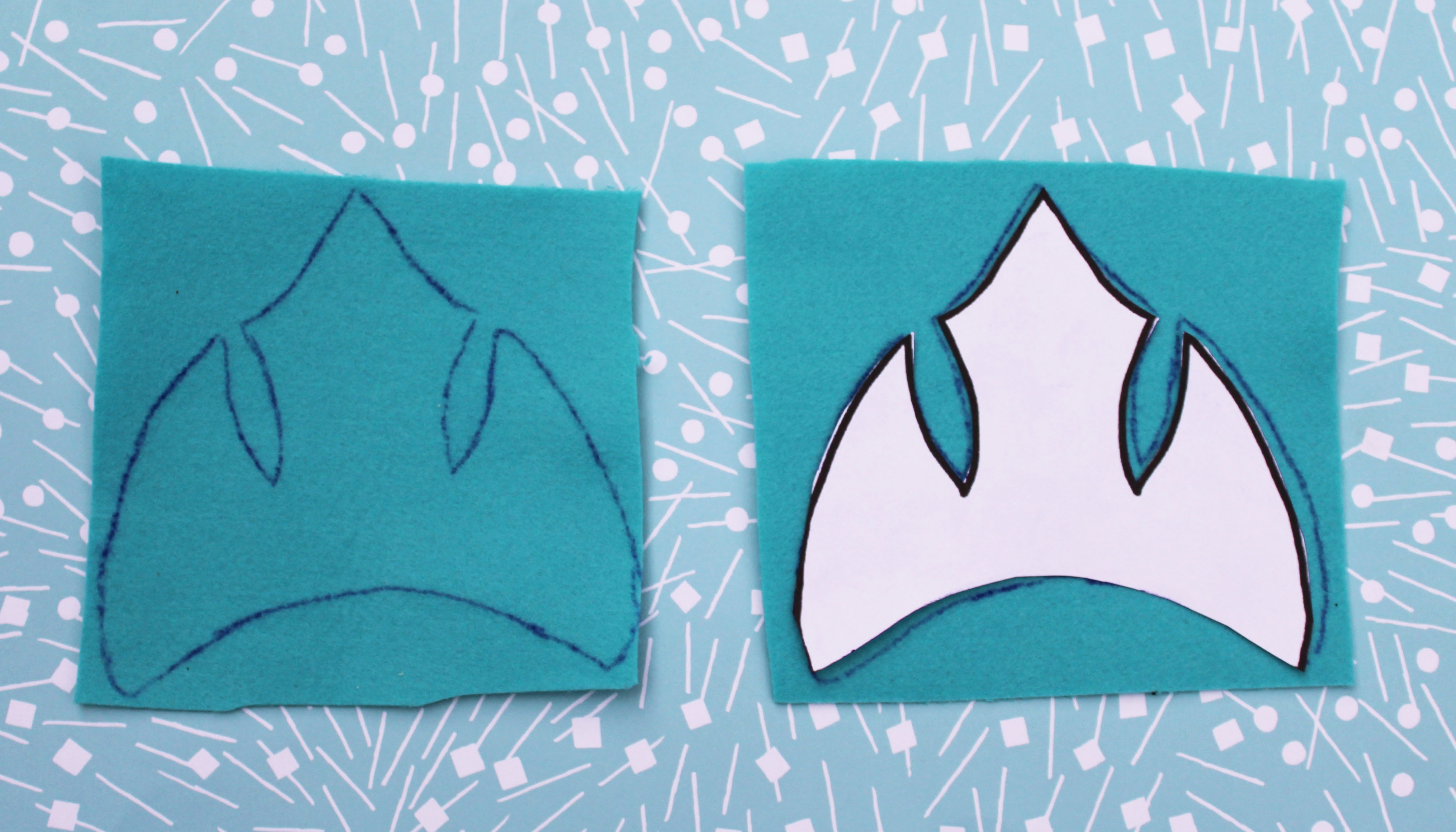 How to make Frozen Elsa Minnie Ears 1 (8)