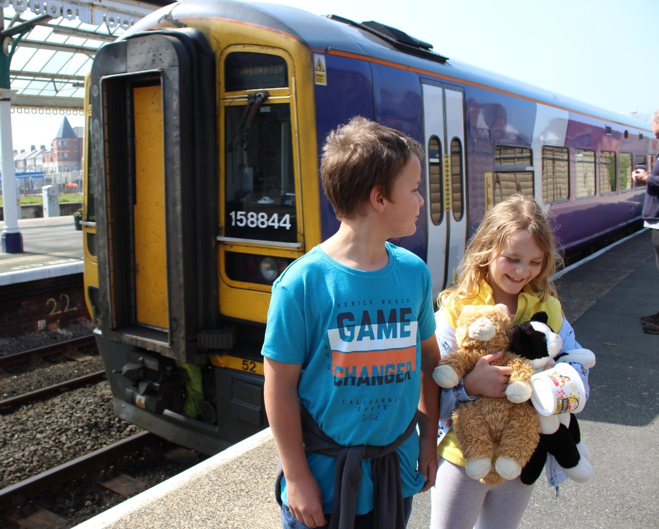 Day Out at Filey and Bridlington with Northern Rail (10)