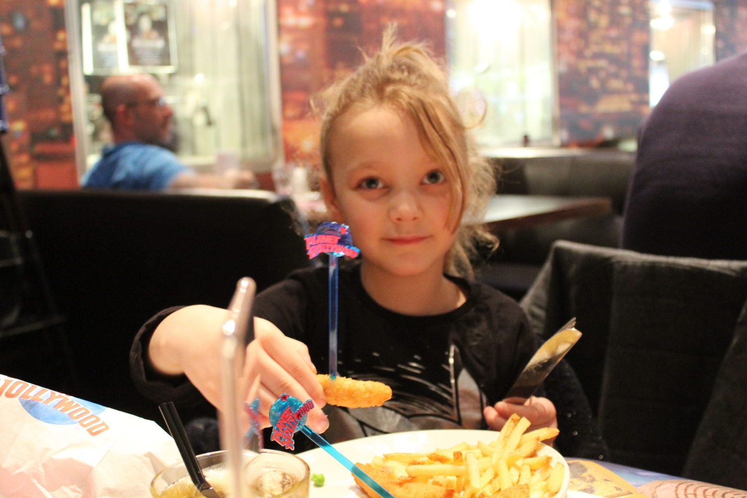 Planet Hollywood London Review 12